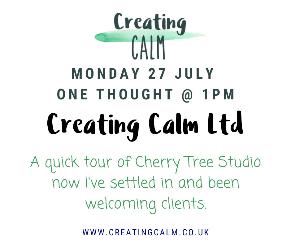 Step inside Cherry Tree Studio